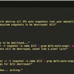 destroy-zfs-snapshots-script